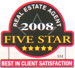 2008 Five Star Logo